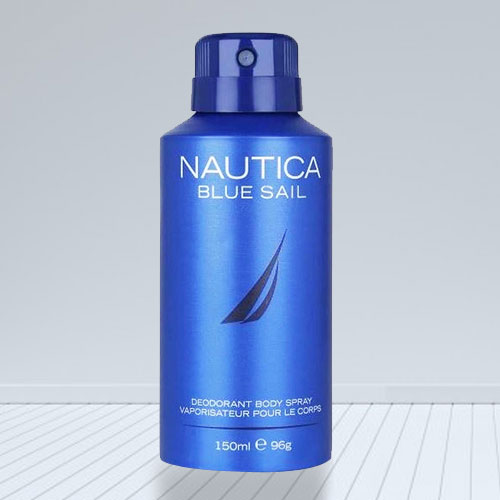 Enticing Nautica Blue Deodorant