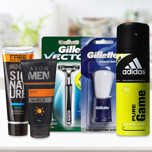 Exclusionary Kit for Men
