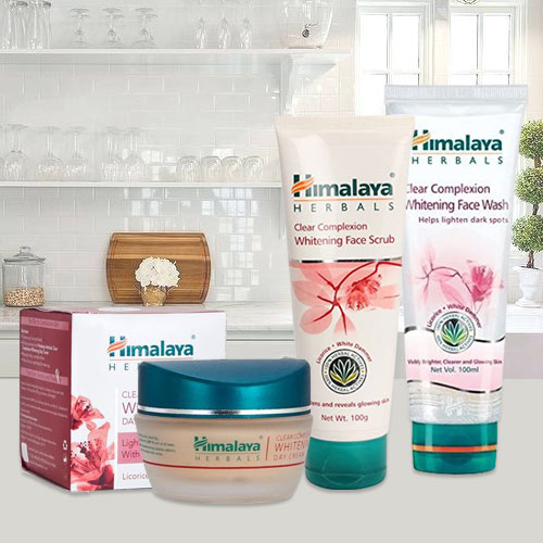 Creative Present of Himalaya Complexion Care Combo