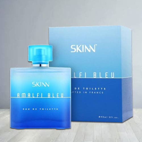 Popular Amalfi Bleu by Titan Skinn for Men