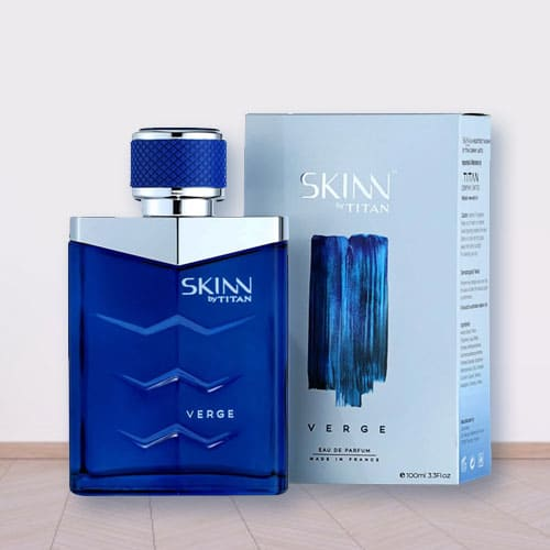 Exciting Verge Fragrance for Men by Titan Skinn