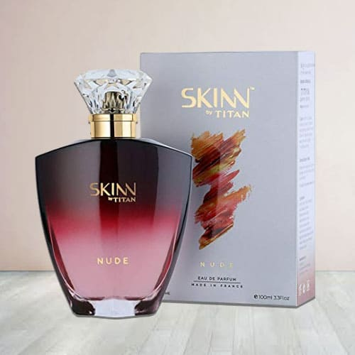 Exciting Titan Skinn Nude Fragrance for Women