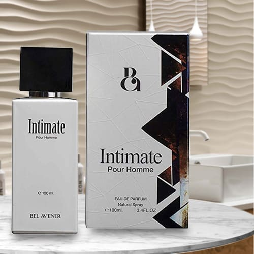 Refreshing Bel Avenir Intimate Men Perfume