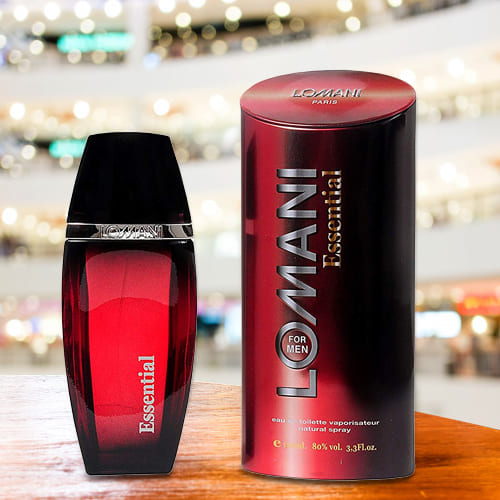 Attractive Fragrance of Lomani Essential Perfume For Men