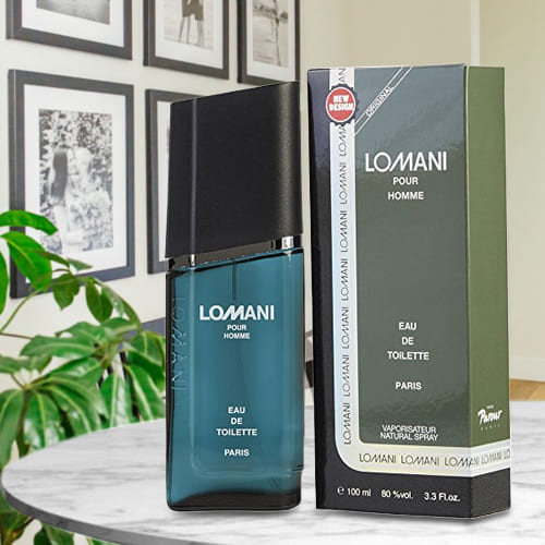 Attractive Fragrance of Lomani Pour Homme Perfume for Men