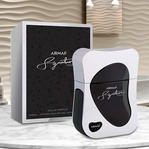 Refreshing Armaf Signature Night Perfume For Men