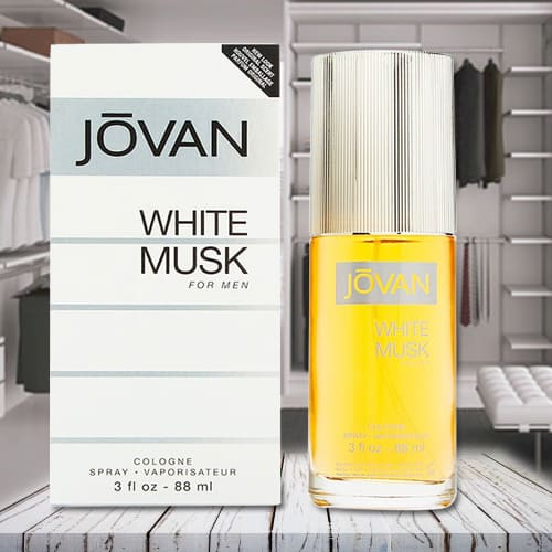 Favorite Jovan White Musk Cologne for Men