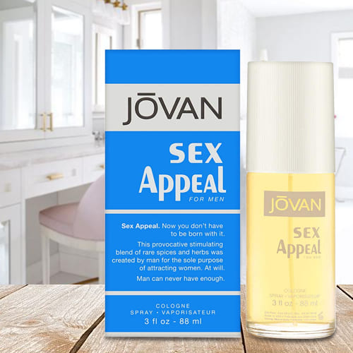 Pleasureful Jovan Sex Appeal for Men