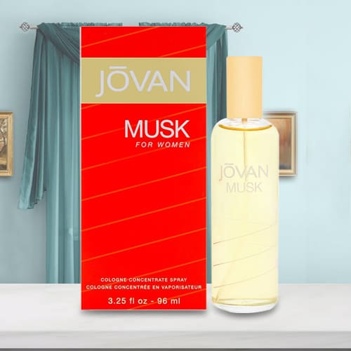 Charismatic Jovan Musk Cologne for Women