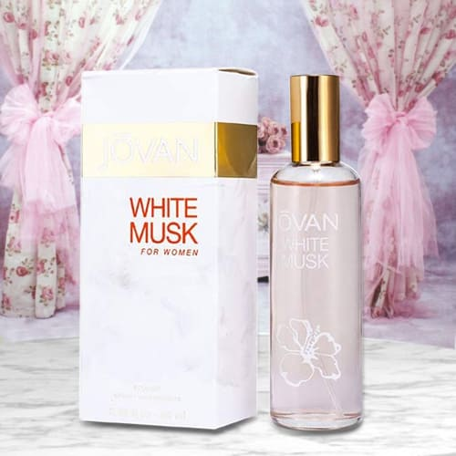 Original Jovan White Musk Cologne for Women