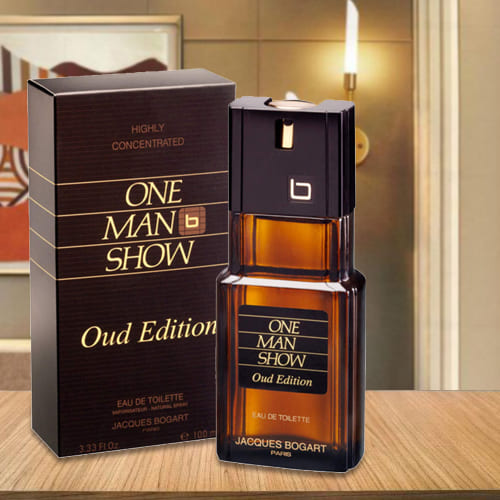 Enthrilling Bogart Jacques One Man Show Eau De Toilette