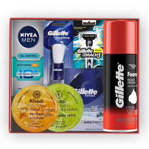 Refreshing Grooming Hamper for Mens