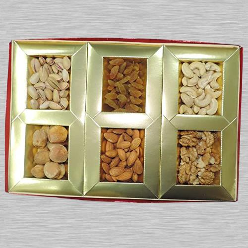 Nutritious assorted  Dry Fruits(Almond, Raisin, Khurmani, Cashew)