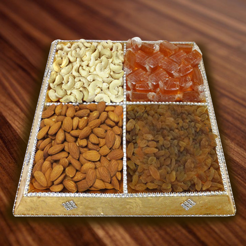 Yummy Treat of Mixed Dry Fruits