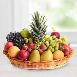 India Florist to deliver Fresh Fruit to India