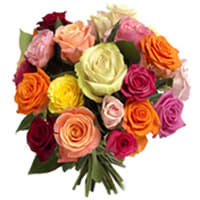 Marvelous Bouquet of Assorted Roses