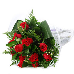 Wonderful Bouquet of Red Roses