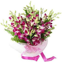 Attractive Bouquet of Orchids