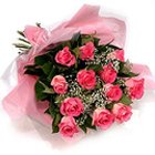 Sweet Emotions Pink Roses Bouquet