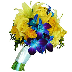Lovely Bouquet of Assorted Flowers
