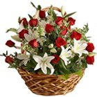 Enlivening Special Premium Arrangement of Peachy Flowers