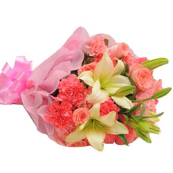 Lovely Bouquet of Multi Color Florals