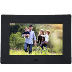Premier Selection Digital Photo Frames with HD LED Screen