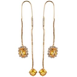 Avon's Affectingly Natty Sui Dhaga Earrings