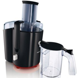 Remarkable Juicer from Philips with Large Feeding Tube