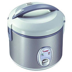 Superb Prestige Delight Electric Rice Cooker with Pure Passion
