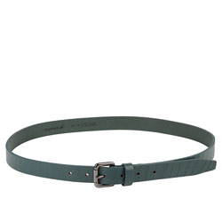 Exclusive Girls Special Leather Belt in Green from Titan Fastrack