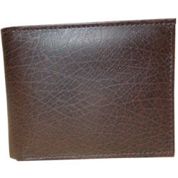 Classic Brown Spice Art Gents Wallet with Touch of Grandeur