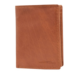 Fantastic Brown Coloured Urban Forest Leather Wallet Exclusively for Men