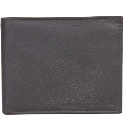 Stunning Gents Wallet of Leather from Longhorn