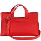 Red Suave Looking Genuine Leather Handbag from Leather Talk