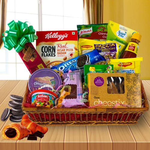 Delicious Breakfast Hamper