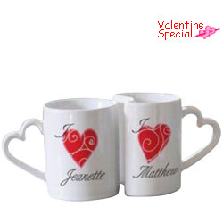 Attractive Gift of Personalised Mugs