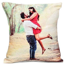 Pretty Personalised Cushion Cover