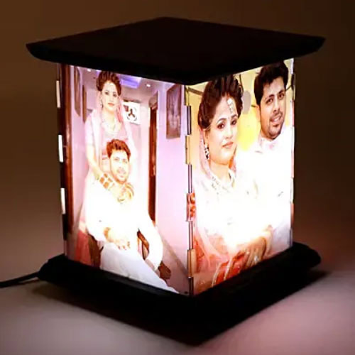 Magnificent Personalized Tower LED Lamp