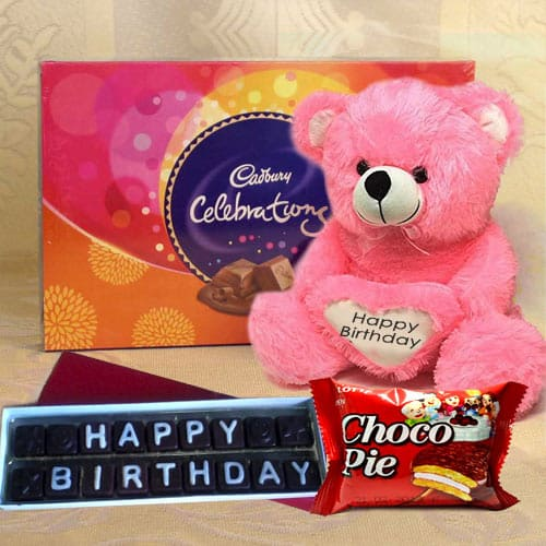 Awesome Happy Birthday Gift Hamper