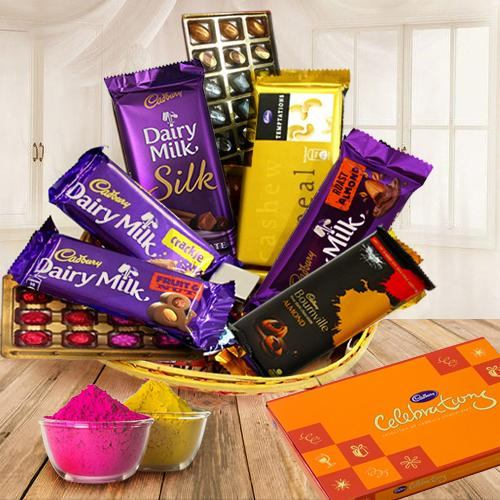Dynamic Party Special Gift Hamper Basket