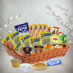 Easy Appetizer English Style Lunch Hamper