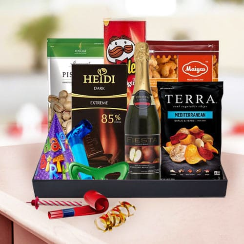 Premium Birthday Essentials Gift Hamper