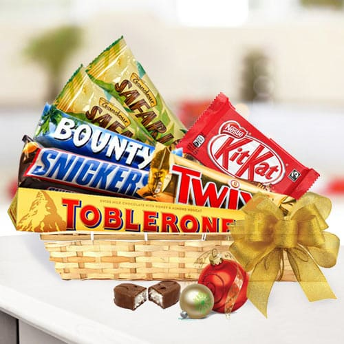 Magical Chocolate Treat Gift Basket