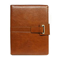 Remarkable Office Planner Diary in Brown Colour