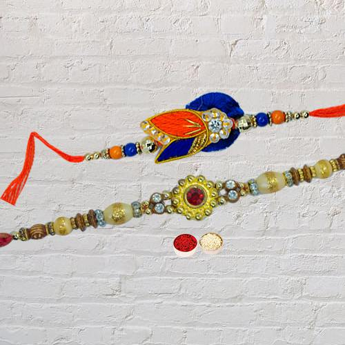 Amazing Rakhi for Brother