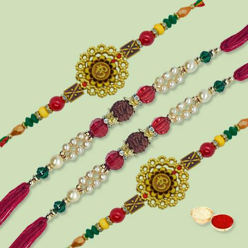 Exclusive Rakhi Thread on Rakha Bandhan