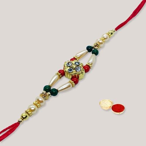 Charming Tie of Rakhi for Brother