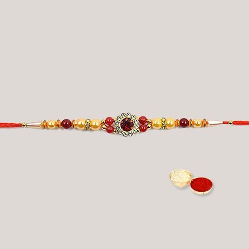 Dazzling Band of Rakhi and Wishes
