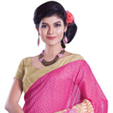 Cultivated Arousal Chanderi Saree